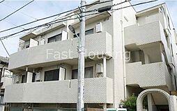 東京都杉並区成田東3丁目の賃貸マンションの外観