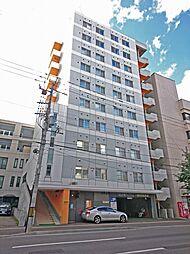 スチューデントハイム札幌大通[10階]の外観