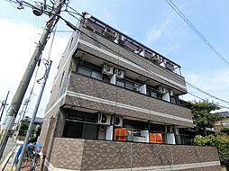 プチコスモ茨木[3階]の外観