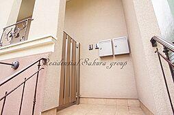 トロワ湘南台[2階]の外観