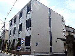 東京都足立区本木東町の賃貸マンションの外観