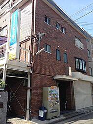 川崎マンション[3階]の外観