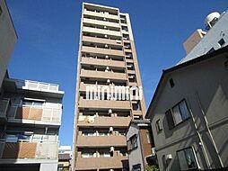 プレサンス大須観音駅前サクシード[13階]の外観