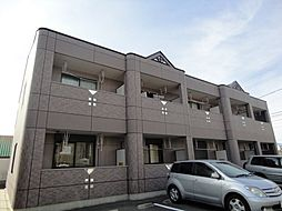 愛知県名古屋市南区上浜町の賃貸アパートの外観
