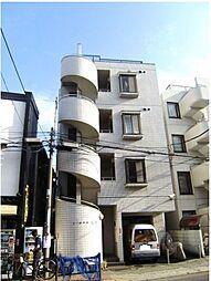 コーポラス井汲[3階]の外観