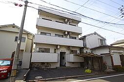 広島県広島市南区宇品神田4丁目の賃貸マンションの外観