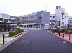 中学校石岡市立府中中学校まで2436m