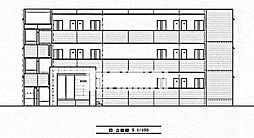 URBAN CENTURY 南方[3階]の外観