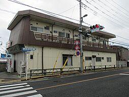 東京都日野市日野本町1丁目の賃貸マンションの外観