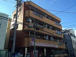 コーポ南加賀屋[4階]の外観