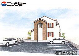 仮)笠井様邸[2階]の外観