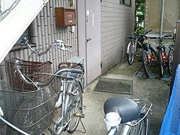 コーポリカII[3階]の外観