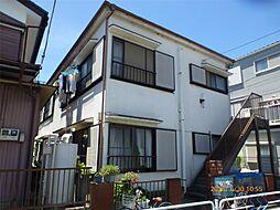 関ハイツ[1階]の外観