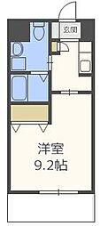 NOZ[2階]の間取り