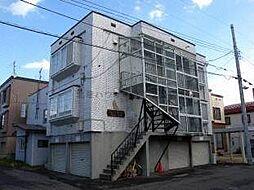 クルーズハウス美香保公園[3階]の外観