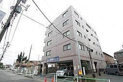 東京都福生市牛浜の賃貸マンションの外観