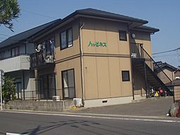 佐賀県唐津市鏡の賃貸アパートの外観