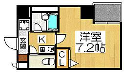 レクシア栄橋DUO[2階]の間取り