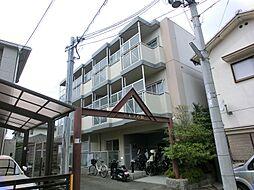 大阪府東大阪市菱屋西4丁目の賃貸マンションの外観
