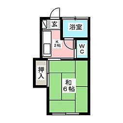 南与野駅 2.6万円