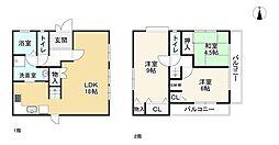 生駒駅 1,480万円