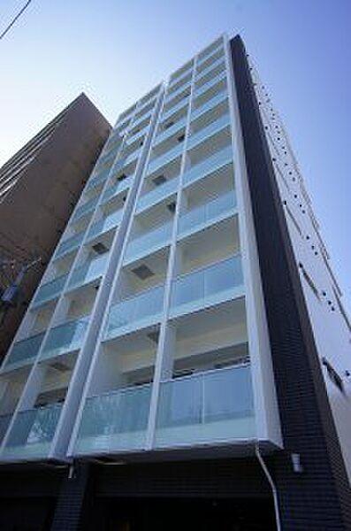 スペチアーレ札幌[702号室]の外観