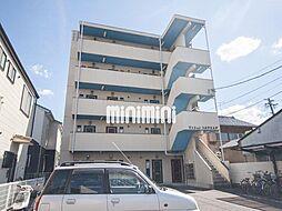 マンションハル真清田[5階]の外観