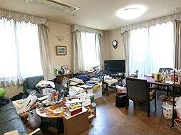 小石川5丁目 中古戸建 4LDKの居間