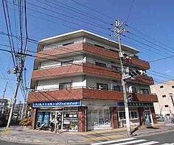 京都府京都市北区大宮中総門口町の賃貸マンションの外観