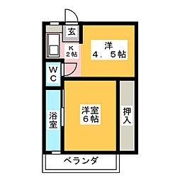 【敷金礼金0円!】ビレッジハウス高富 1号棟