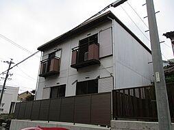 愛知県名古屋市千種区本山町の賃貸アパートの外観
