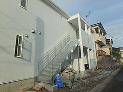 鹿児島県鹿児島市紫原2丁目の賃貸アパートの外観