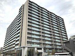 大阪府大阪市阿倍野区王子町4丁目の賃貸マンションの外観