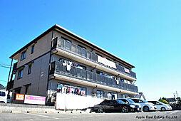 福岡県北九州市小倉南区葛原本町6の賃貸アパートの外観