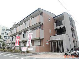 兵庫県伊丹市寺本東2丁目の賃貸アパートの外観