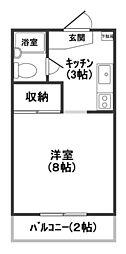 メローバス 松原東 1.6万円