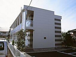 レオパレスコージー・シェル[2階]の外観