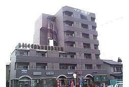 京都府向日市寺戸町の賃貸マンションの外観