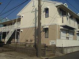 千葉県袖ケ浦市福王台3丁目の賃貸アパートの外観