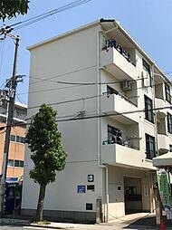マンション波寄[2階]の外観