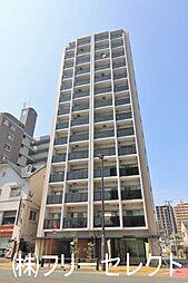 福岡県福岡市東区箱崎1丁目の賃貸マンションの外観