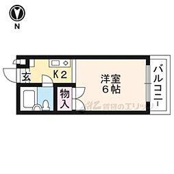 円町駅 1.7万円