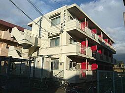 セルフハイム茨木[1階]の外観
