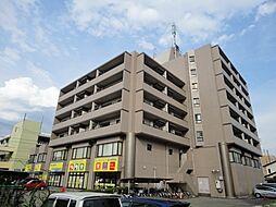 埼玉県鶴ヶ島市富士見1丁目の賃貸マンションの外観