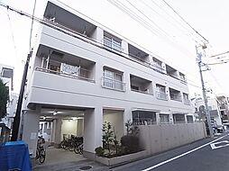 東京都足立区竹の塚3丁目の賃貸マンションの外観