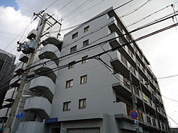 兵庫県神戸市兵庫区門口町の賃貸マンションの外観