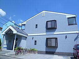 ピュア香住ヶ丘[2階]の外観