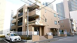 埼玉県川口市川口4丁目の賃貸マンションの外観