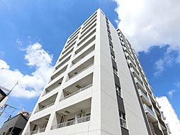 東京都台東区鳥越1丁目の賃貸マンションの外観