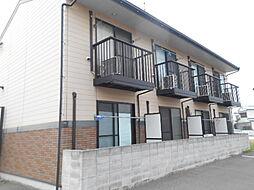 大阪府高石市取石4丁目の賃貸アパートの外観